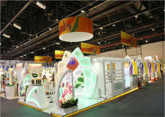 Country pavilion booth designing company in India