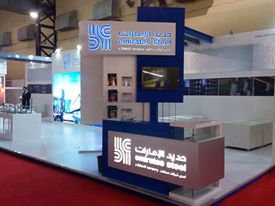 custom exhibition stand design