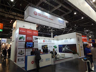 custom exhibition stand company india